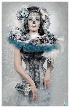 dia de los muertos costume ideas   Dia de los Muertos-aqua   Costumes