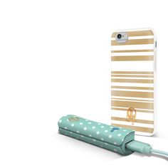 Dabney Lee Block Island iPhone 6 Case with Power Adapter