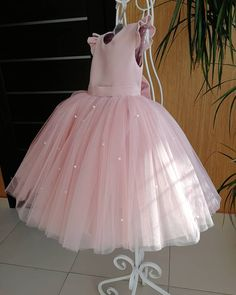 Buy Lovely Pretty Pink Round Neck Tulle Flower Girl Dresses, Cheap Wedding Little Girl in uk. Find the perfect flower girl dresses at PromDress. Our flower girl dresses come in a variety of styles & colors including lace, tulle, purple & gold Flower Girls, Simple Flower Girl Dresses, Tulle Flower Girl, Tulle Flowers, Wedding Flower Girl Dresses, Pink Tulle, Little Girl Dresses, Flower Dresses, Dress With Bow