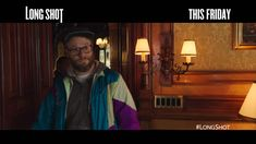 """Long Shot is in theaters Friday starring Seth Rogen and Charlize Theron. The critics agree that it's """"the first must-see comedy of Octopus Drawing, Long Shot, Charlize Theron, Powerful Women, Funny Cute, Movies To Watch, Catholic, Haha, Comedy"""