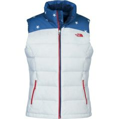 The North Face Women's Nuptse Down Vest - USA - Dick's Sporting Goods