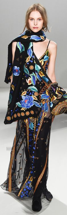 Temperley London Collections Fall Winter 2015-16 collection