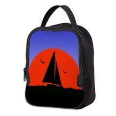 Sailboat at Sunset N