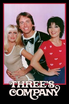 Three's Company TV Show. Absolutely adored John Ritter as Jack Tripper! 70s Tv Shows, Great Tv Shows, John Ritter, Cinema, Three's Company, Vintage Tv, Classic Tv, Old Movies, Best Tv