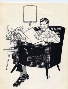 Highlights From An Historic Clip Art Collection - Flashbak Vintage Comics, Vintage Art, Vintage Clip, Vintage Labels, Owl Clip Art, Line Sketch, Retro Illustration, Retro Art, Ink Art