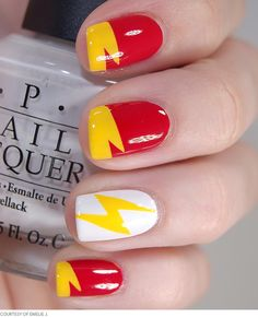 Accent Nail Ideas For Back To School | Beautylish