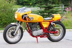 Yamaha SR500 | Yamaha SR 500 by Tickle