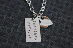 Together Forever Necklace $14