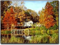 Lake Rosemound Inn Bed and Breakfast, St. Francisville, Louisiana