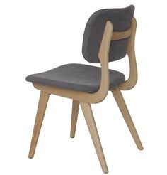 IVOR DINING CHAIR - Beech - Matt Blatt