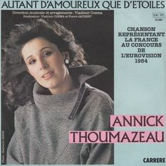 Franch entry at Eurovision 1984. A very pleasant song - though not a real winner.