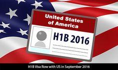 #H1B #Visa Row with #US in #September 2016. Read more... #morevisa   https://www.morevisas.com/immigration-news-article/h1b-visa-row-with-us-in-september-2016/4675/