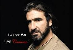 Eric Cantona is back with a job in soccer - the new Director of soccer at the New York Cosmos. Eric Cantona, Football Icon, World Football, Football Players, Manchester United Players, Premier League Champions, European Cup, Europa League, Man United