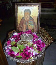 Πνευματικοί Λόγοι: Όσιος Ακάκιος ο Νέος, ο Καυσοκαλυβίτης