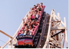 o celebrate the Cyclone's birthday, Luna Park, NYC's largest amusement park will host a free family-event in Coney Island on Sunday, June Long Island Ny, Island Life, Long Island Attractions, York Things To Do, Nyc With Kids, New York City Travel, Block Party, Coney Island, Amusement Park