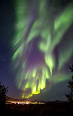 northern lights Photo by: http://flic.kr/ps/2pG7Md