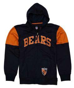 Men's Chicago Bears Retro Slippers