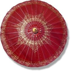 Oxblood Traditional Thai Umbrella $32.95+$6.95s=$39.90 buy one get one half off