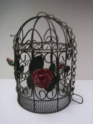 wire birds cage - Google Search