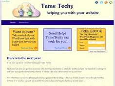 Website support and development including customised WordPress packages, bespoke plugins