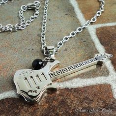 11 Best Guitar Related Images Guitar Guitars Men Necklace