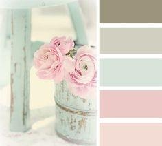 I kinda like the pastels....