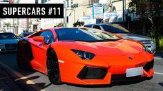 SUPERCARS #11 - Porsche GT4, Lamborghini Aventador e outros carros esportivos!