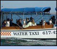 City Water Taxi...Boston Harbor Islands