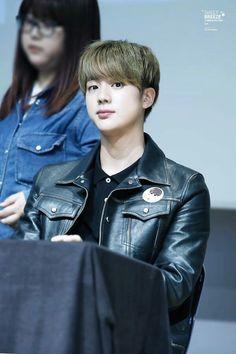 BTS | Jin ;;he's just soo handsome =)
