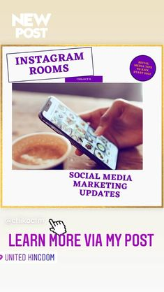 𝐈𝐍𝐒𝐓𝐀𝐆𝐑𝐀𝐌 𝐔𝐏𝐃𝐀𝐓𝐄! IG released INSTAGRAM ROOMS. If you missed the notification from IG ⬇️ The concept is like Clubhouse and the difference with IG is that it will be video format. 𝐈𝐆 𝐑𝐎𝐎𝐌𝐒 𝐁𝐄𝐍𝐄𝐅𝐈𝐓𝐒: 1. Live Broadcast up to 4 People 2. Live Shopping and Fundraisers. 3. Broadcast will support badges 4. Opportunity to raise further awareness re: your brand and to reach a wider audience. 5. Collab opportunities with other Creators/Entrepreneurs. 𝐖𝐇𝐀𝐓 𝐃𝐎 𝐘𝐎𝐔… Business Goals, Small Business Marketing, Business Motivation, Business Management, Starting A Business, Online Business, Marketing Tools, Social Media Marketing, Fundraisers