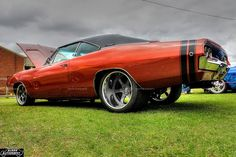 Pro Touring Dodge Charger. More Cool Mopars at: http://hot-cars.org/