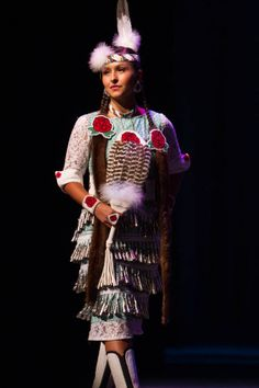 Miss Native American USA 2013~2014 | Sarah Ortegon of the Eastern Shoshone and Northern Arapaho Tribes, from Denver