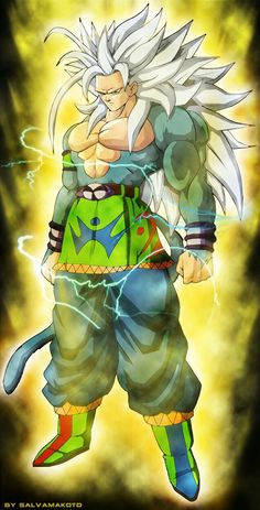 maybe a new form of super saiyan or some cool fan art Dragon Ball Z, Gogeta Ss4, Dbz Images, Marvel, Bleach Anime, Son Goku, Japanese Artists, Anime Comics, Fan Art