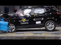 2014 Nissan Qashqai çarpışma testi | Araba Teknik Bilgi