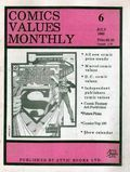 Comics Values Monthly (1986) 6