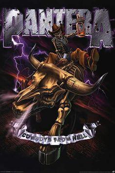 Pantera ~ Cowboys From Hell