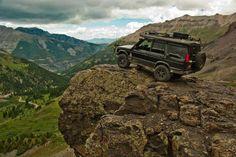 Land Rover...