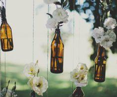 Hanging glass