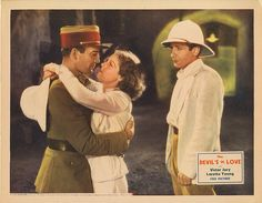 Lobby Card from the film The Devil's In Love