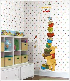 Winnie the Pooh Wallpaper Collection – Nursery