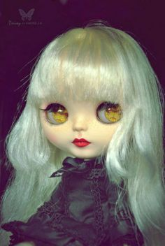1 6 OOAK Takara Neo Blythe Ambrosial Custom Doll Repaint by Kmiro   eBay