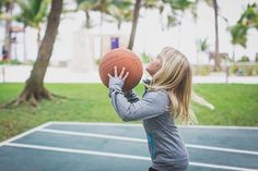 Aim and shoot for your goals (or some hoops) | ivivva polo park
