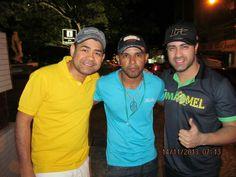 Batista lima e Diego. Rafael