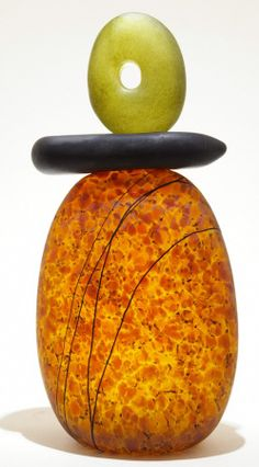 Art Glass Sculpture from Kela's...a glass gallery on Kauai