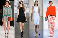 The Best Spring 2013 Fashion Trends for Your Body: Fashion: glamour.com