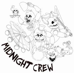 Funtime Foxy Coloring Page New Funtime Foxy Coloring Pages Collection Fnaf Coloring Pages Cartoon Coloring Pages Puppy Coloring Pages