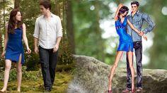 Bella Swan & Edward Cullen, Breaking Dawn part 2 costumes