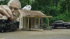 The Man Behind a Mysterious Miniature Town