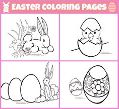 60 Best Easter Coloring Pages images | Coloring pages, Coloring ...
