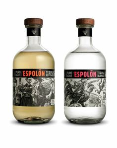Espolón Reposado and Blanco Tequila. best tequilas under $25